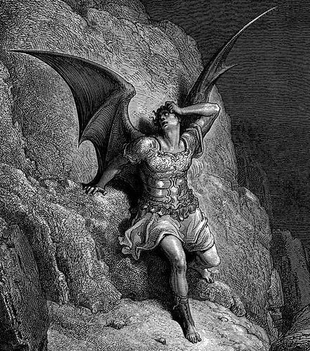 Satan/Lucifer/The Devil | Systems and Symbols